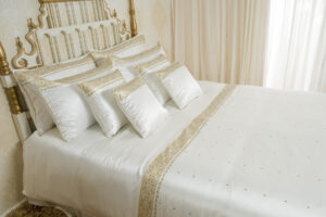 King Size Silk Sheet