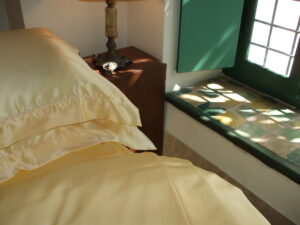 Quilted Silk Bedding
