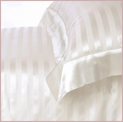 Is silk bedding only confined to summer?