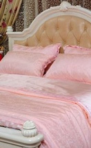 100% mulberry silk sheets