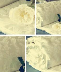 luxury silk bedding duvet set