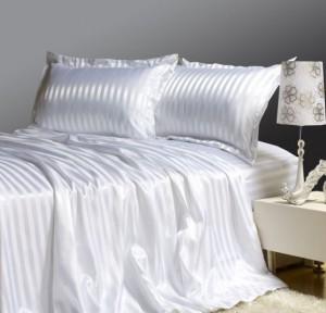 pure silk sheets