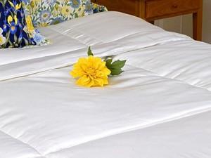 bedding silk comforter