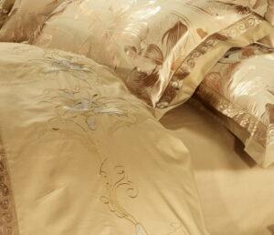 silk comforter sets