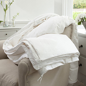 Fall spring silk duvet