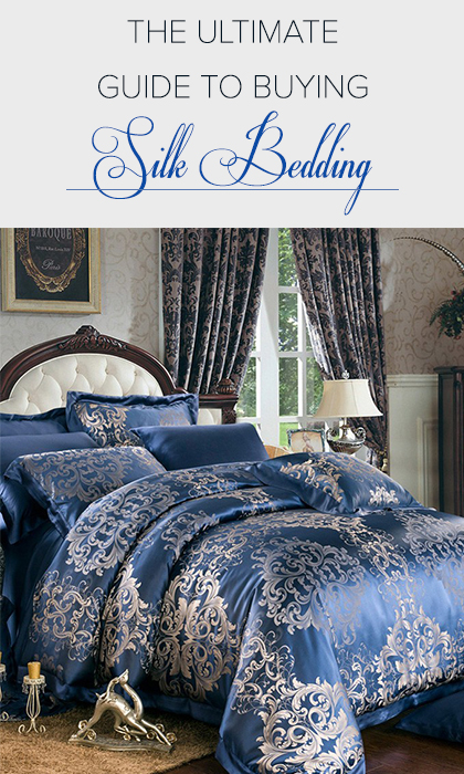 Guide to buying silk bedding