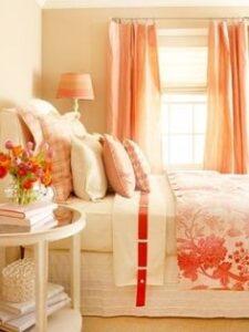 silk bed linen