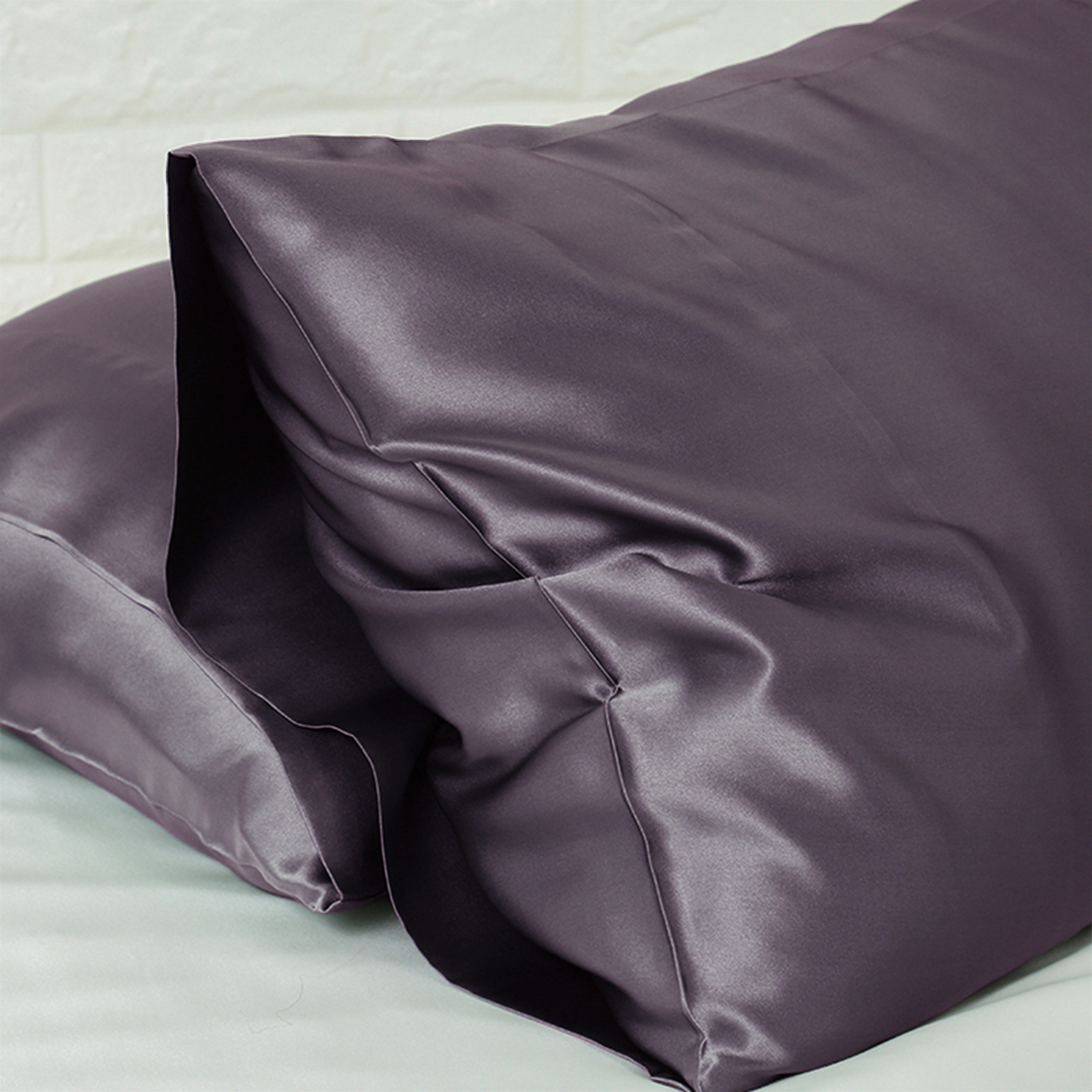 Mulberry Silk Pillowcases Kind To Skin And Hair