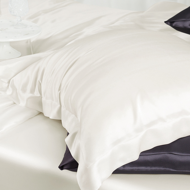 Oxford Silk Pillowcases From Mulberry Silk Ellesilk