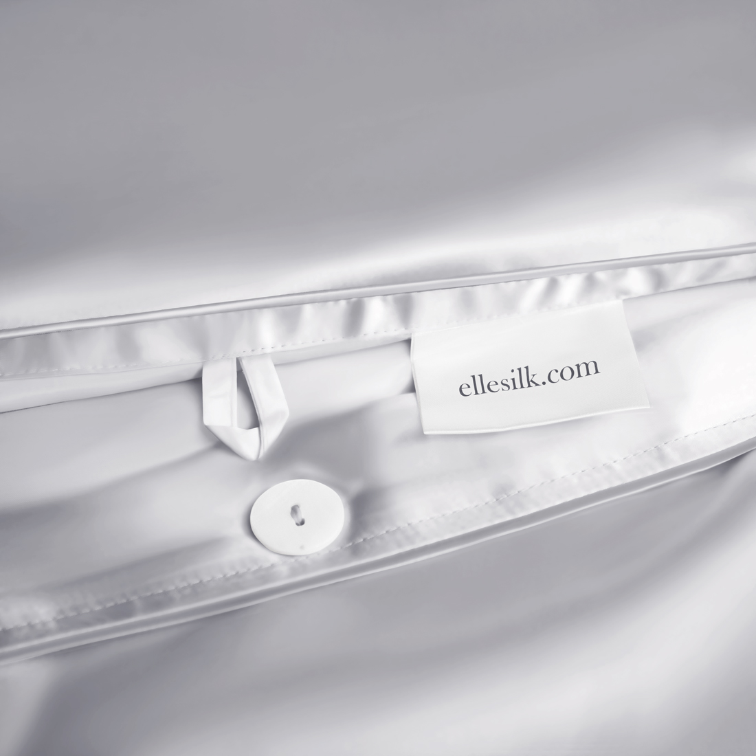 25 Momme Platinum Silk Bed Linen