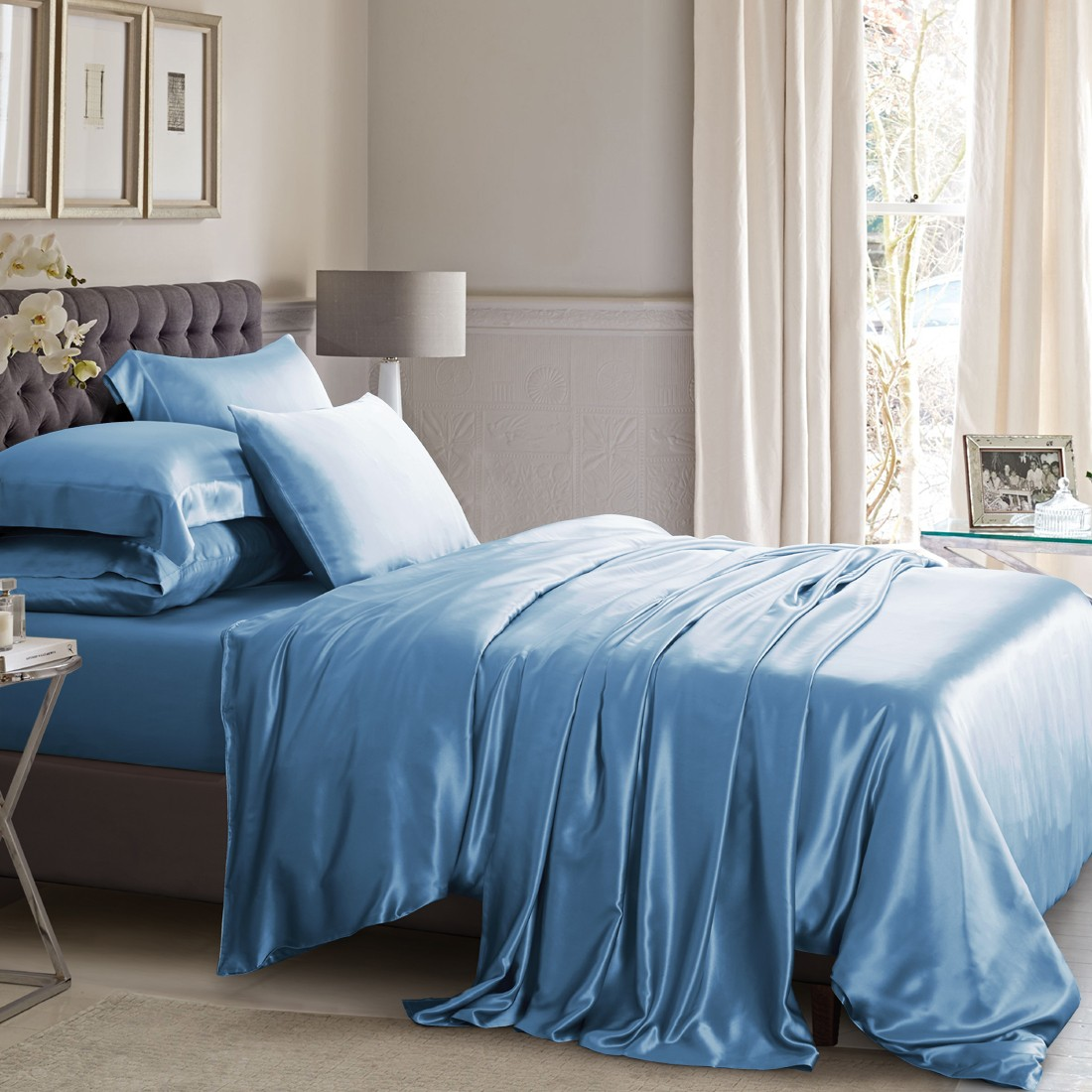 Silk Duvet Covers From Grade A Mulberry Silk