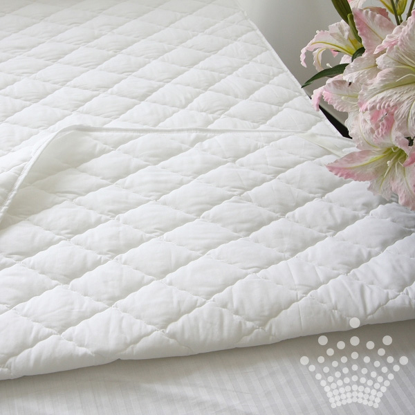 Silk Filled Mattress Toppers To001