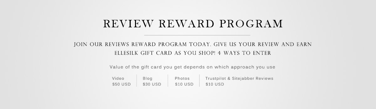 Review Reward Program